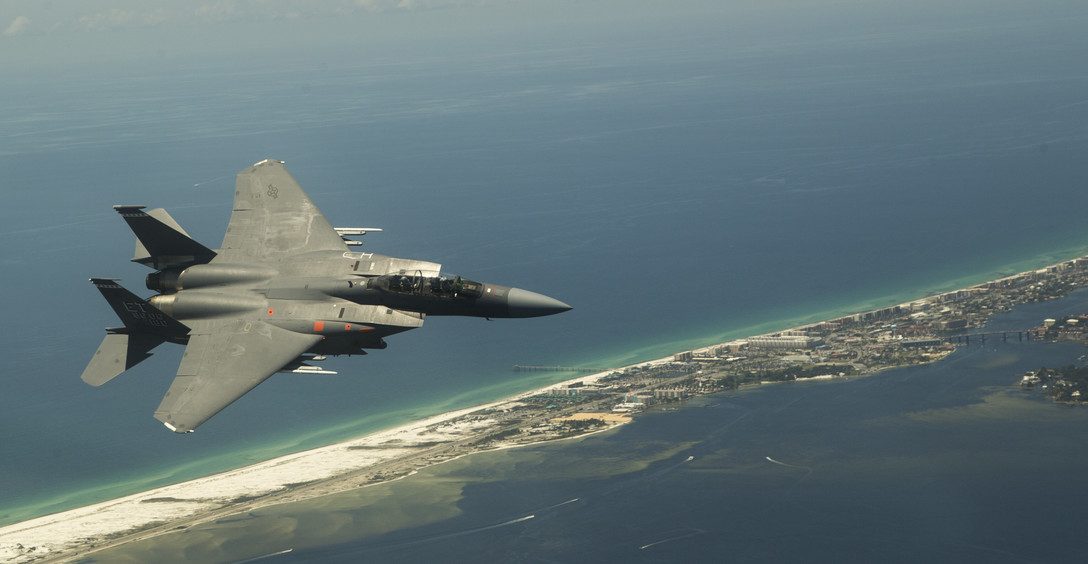 Top 5 military bases to vacation in Florida