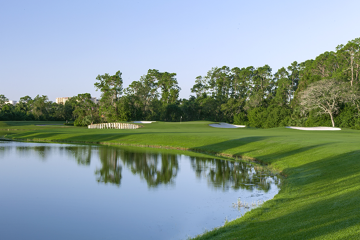 Walt disney world golf lake buena vista 11