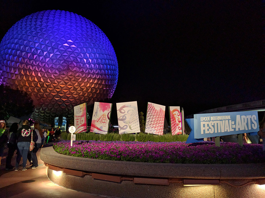 Disney's Epcot International Festival of the Arts