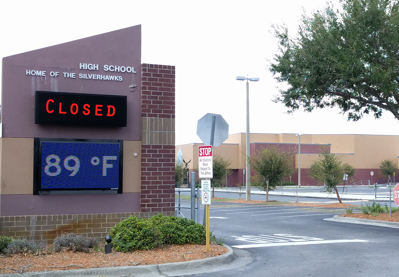 Hurricane Irma School Closings