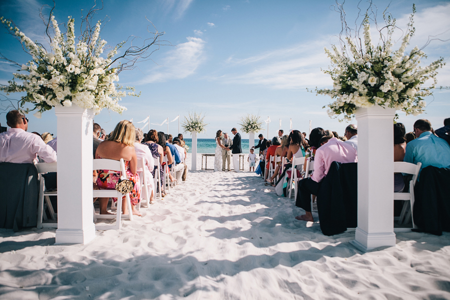 Your Beach Wedding Ceremony: 8 Amazing Northwest Florida Venues For Your Wedding