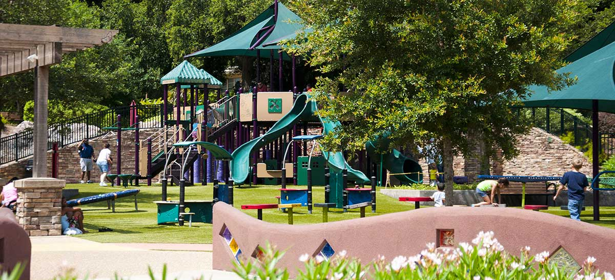 Community Parks in Florida