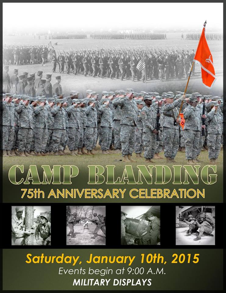 2015 Camp Blanding's 75th Anniversary Celebration