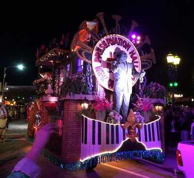 New Orleans Float