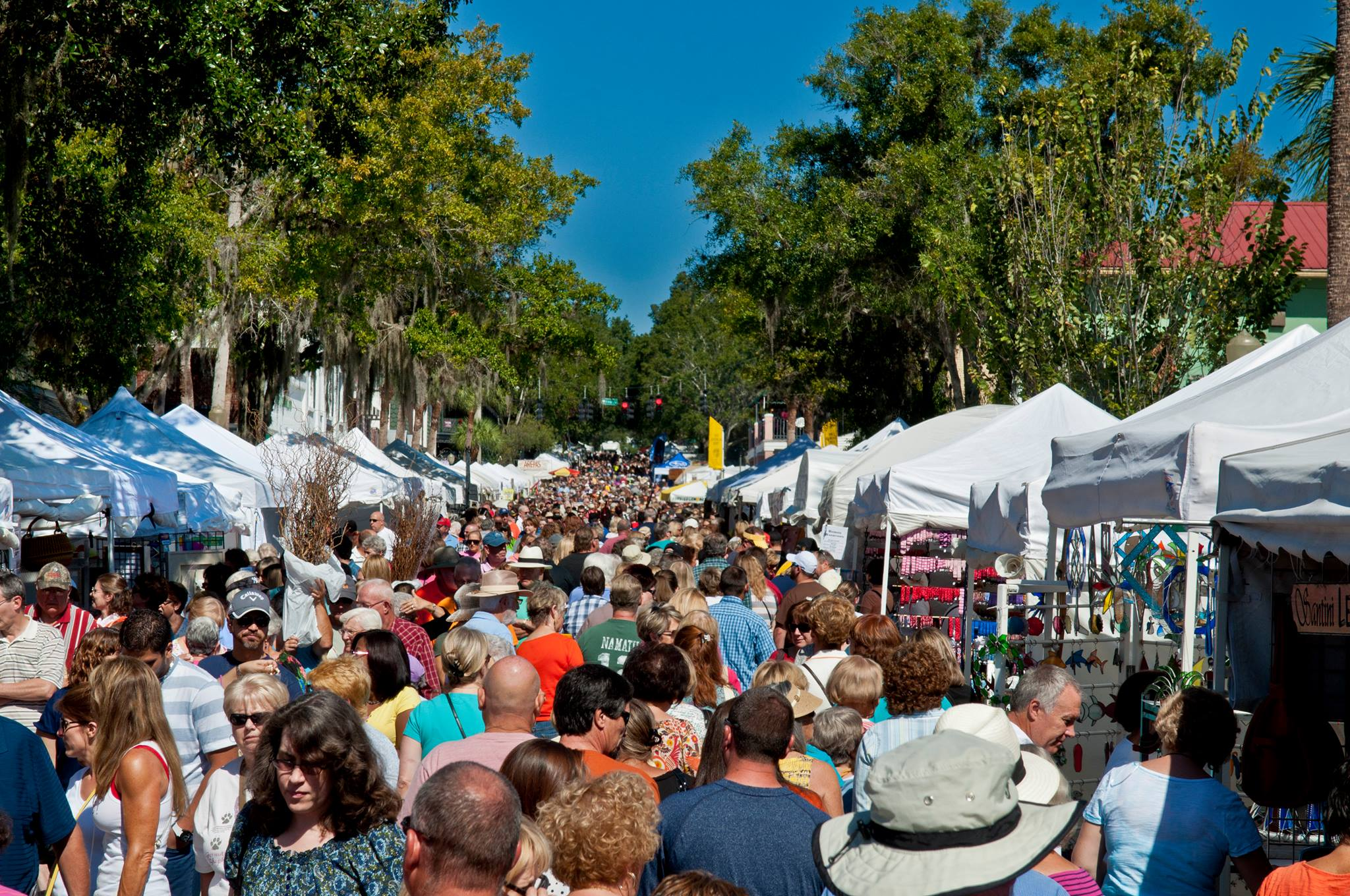 6 amazing fall festivals in central florida floridasmart for Mount dora craft fair 2017