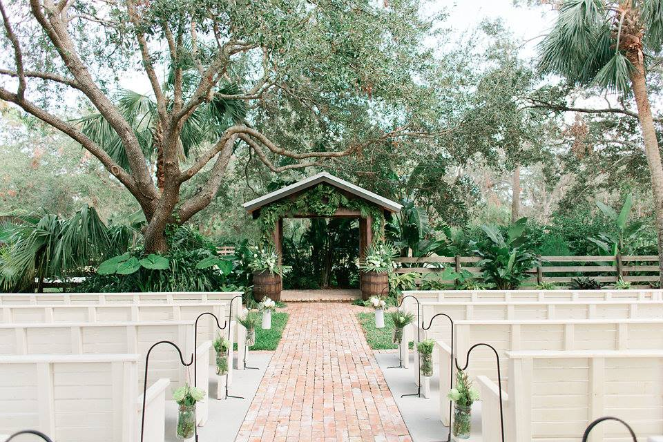 8 Unique Wedding Venues in East Central Florida