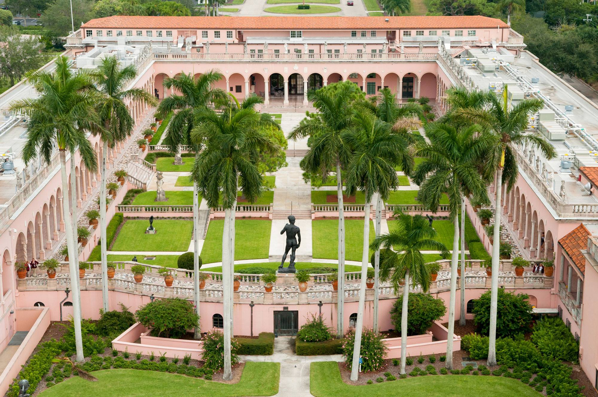 Inside the John and Mable Ringling Museum