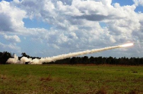 Weapons Training at Camp Blanding JTC