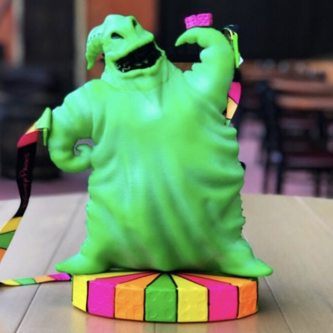 The Oogie Boogie Popcorn Bucket