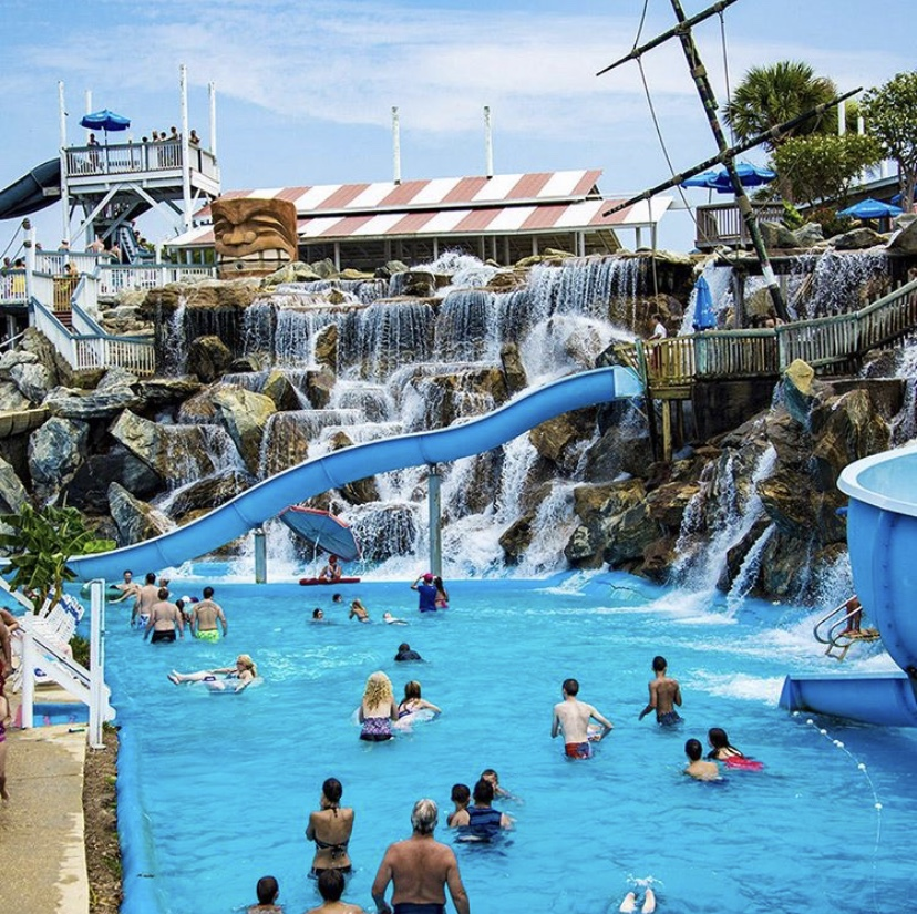 Big Kahuna's Water Park