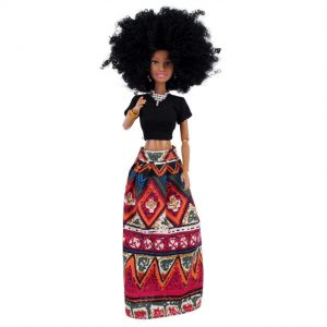 Ahosi Afro Doll