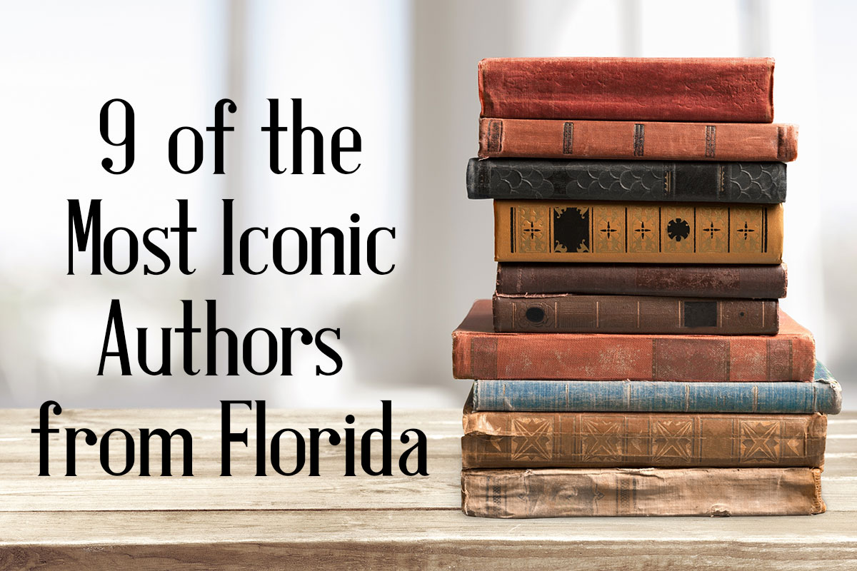 9 of the most iconic authors from Florida