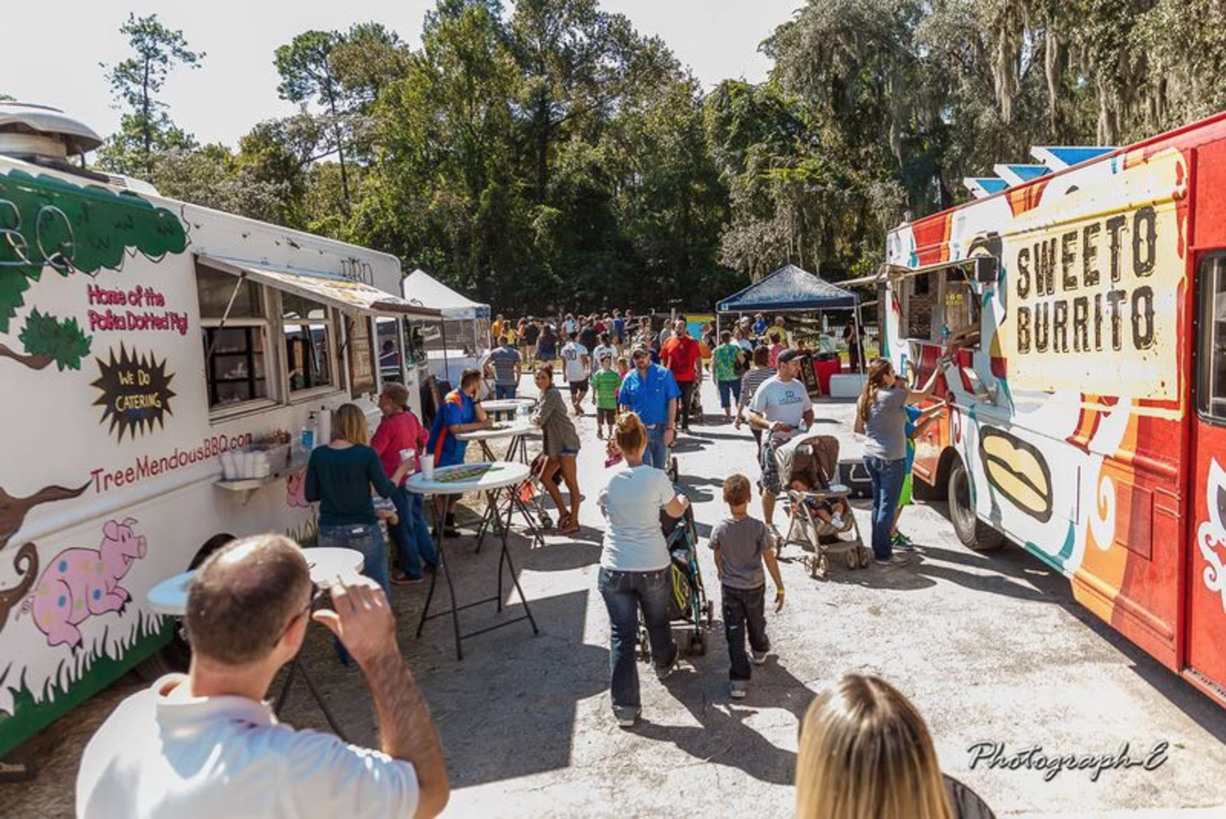 8 Amazing Fall Festivals in Northeast Florida