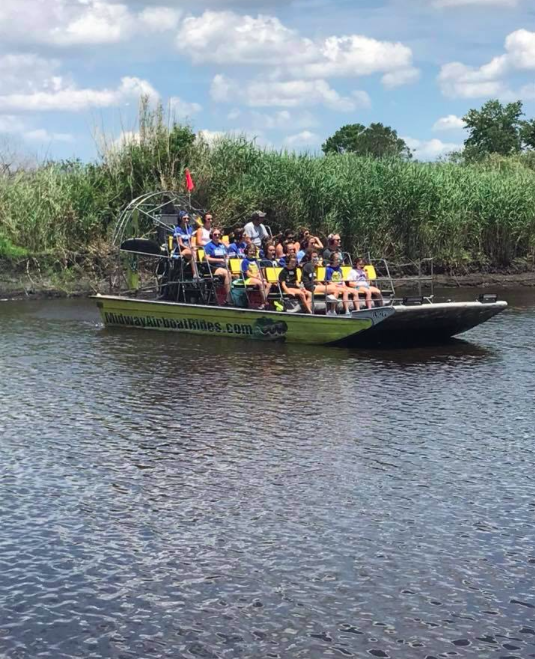 Airboat Rides at Midway Tour Picture