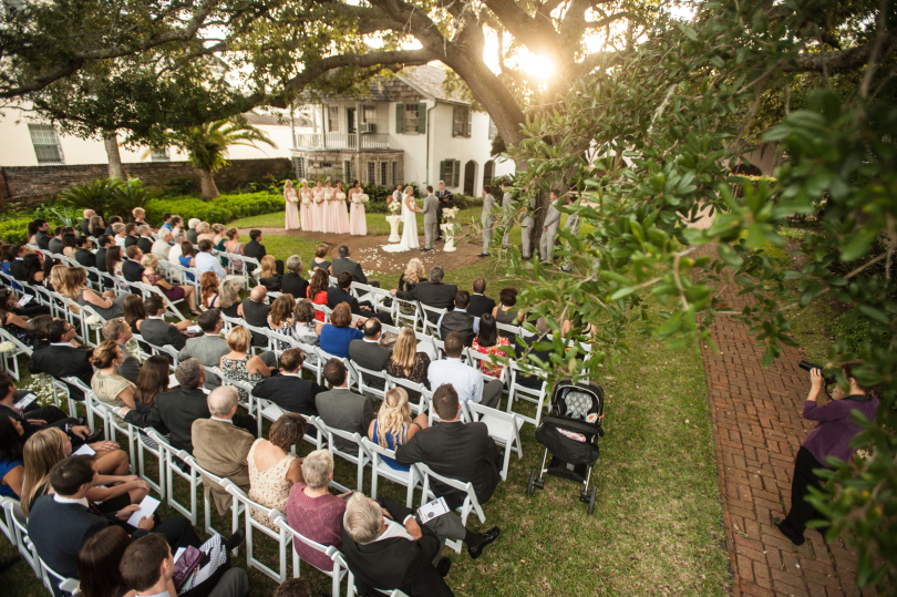 8 Unique Northeast Florida Venues for Your Wedding