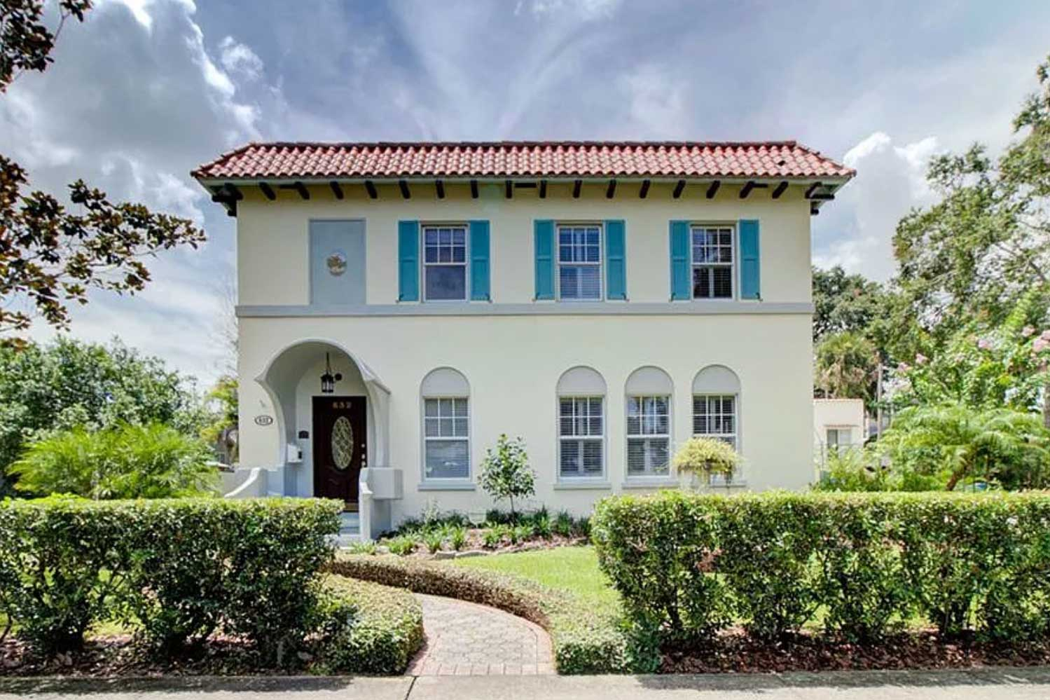 Central Florida Historic Homes