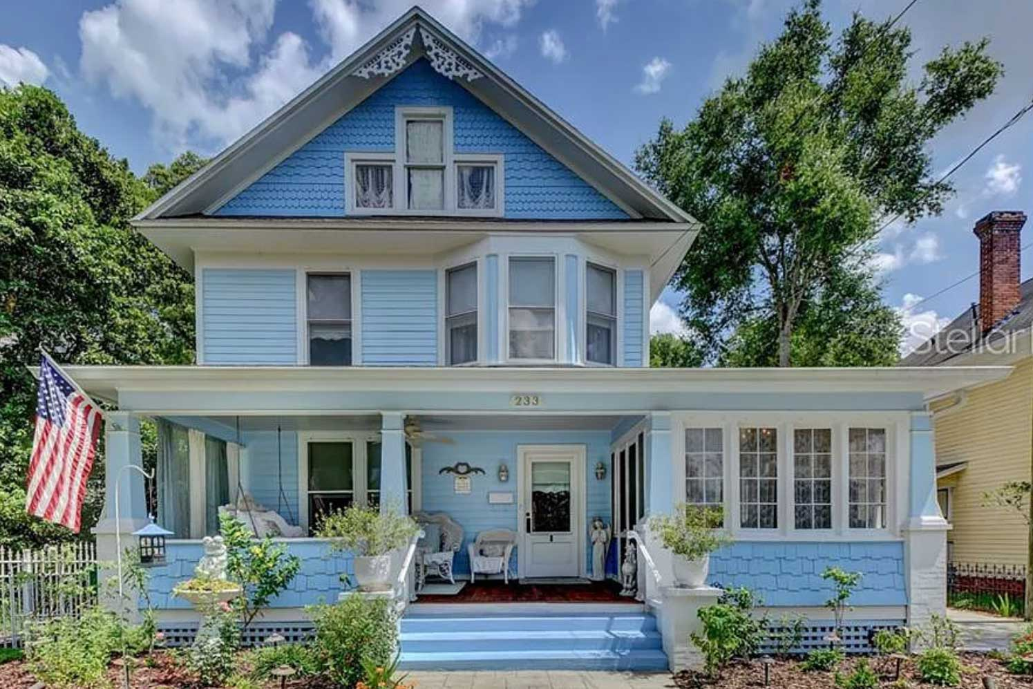 Beautiful Historical Houses For Sale in Central East Florida