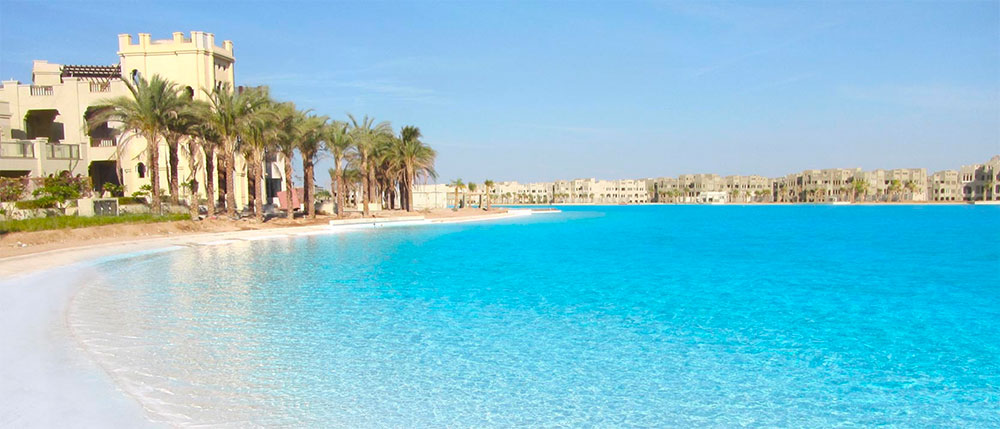 Crystal Lagoons® in Egypt