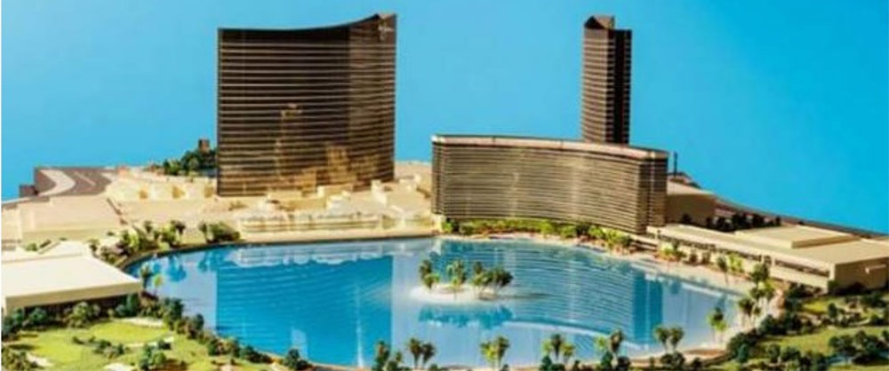 Las Vegas Crystal Lagoon Project