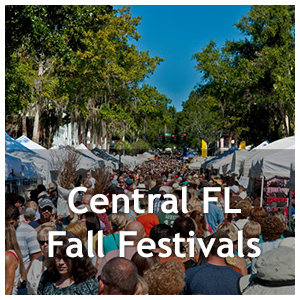 Central Florida Fall Festivals Guide