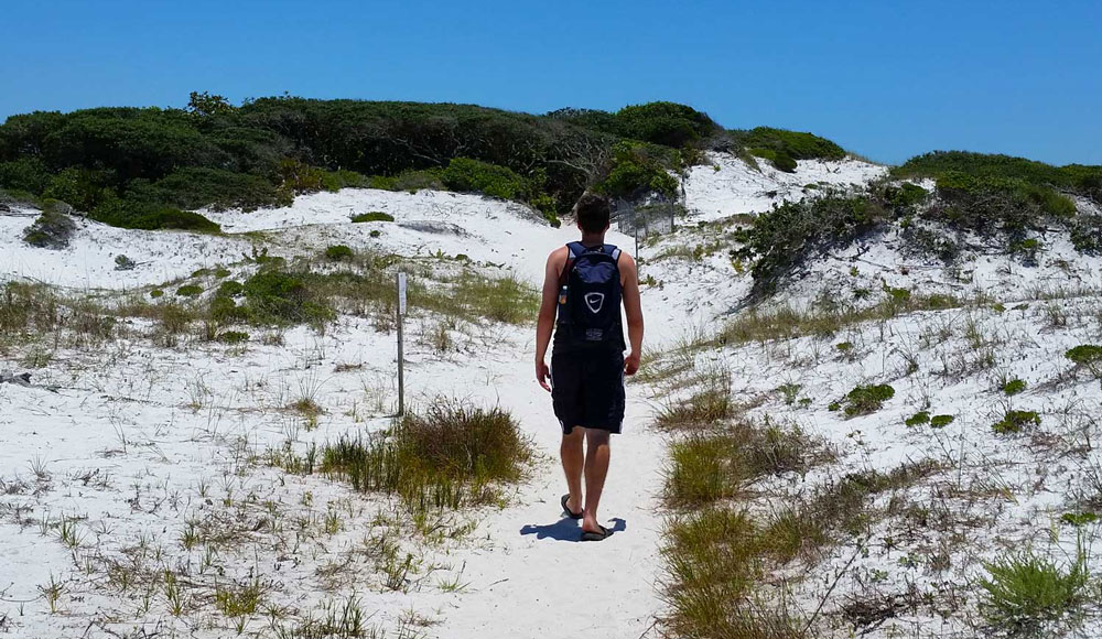 Grayton Beach Hiking Trail