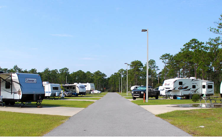 Rv Park at Hurlburt Field