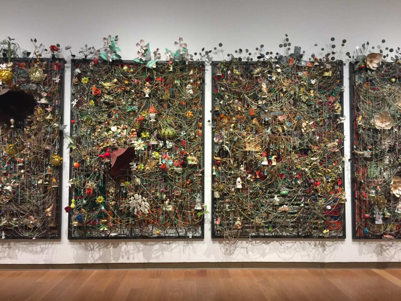 Nick Cave Wall Piece
