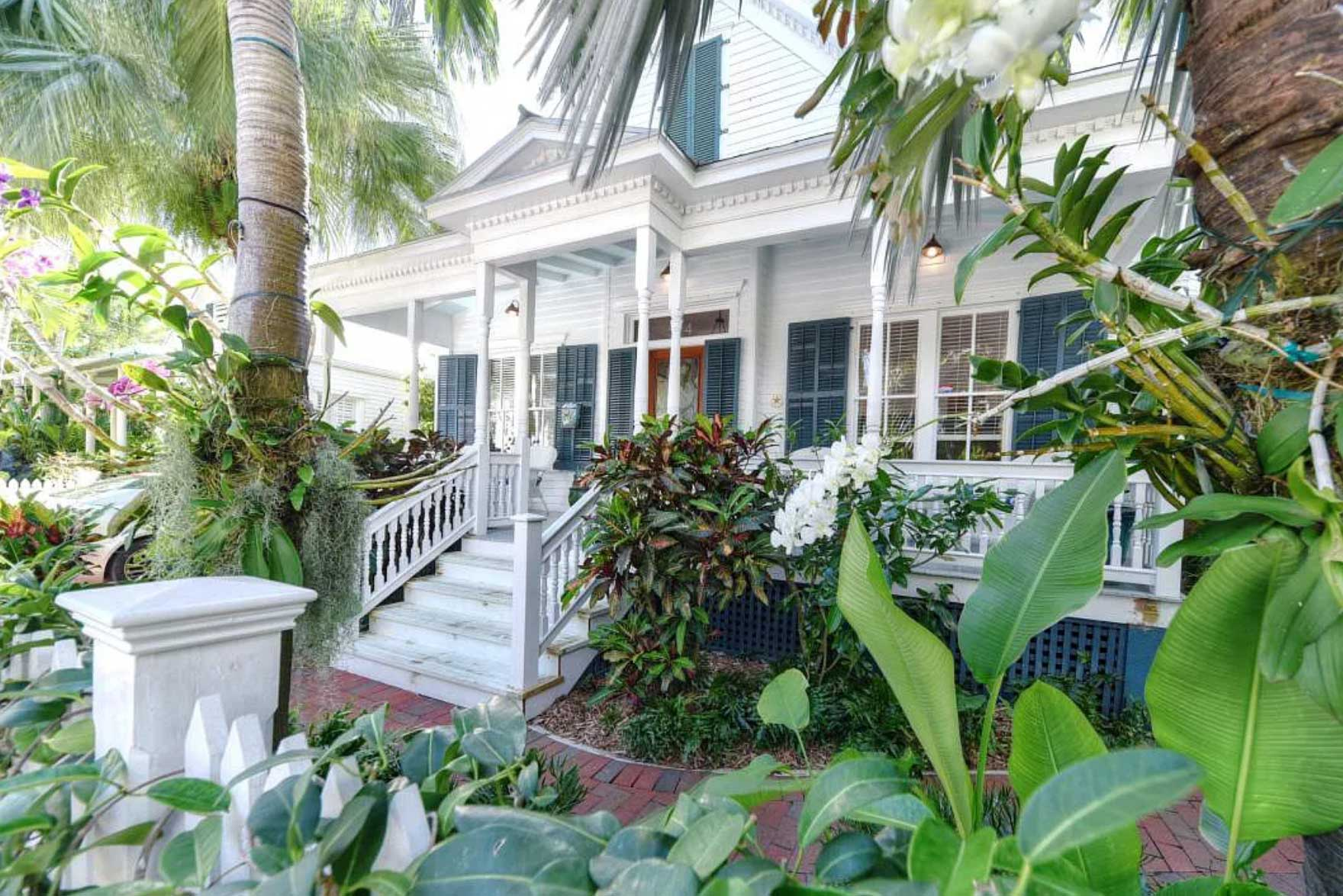 historic homes in the Florida Keys