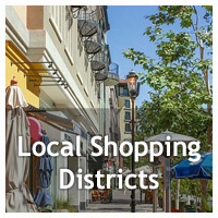 Local Shopping Districts in Florida