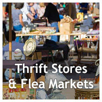 Florida Thrift Stores and Flea Markets