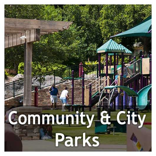 Florida Community and City Local Parks