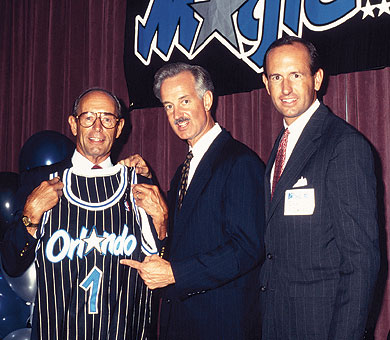 Founders of the Orlando Magic