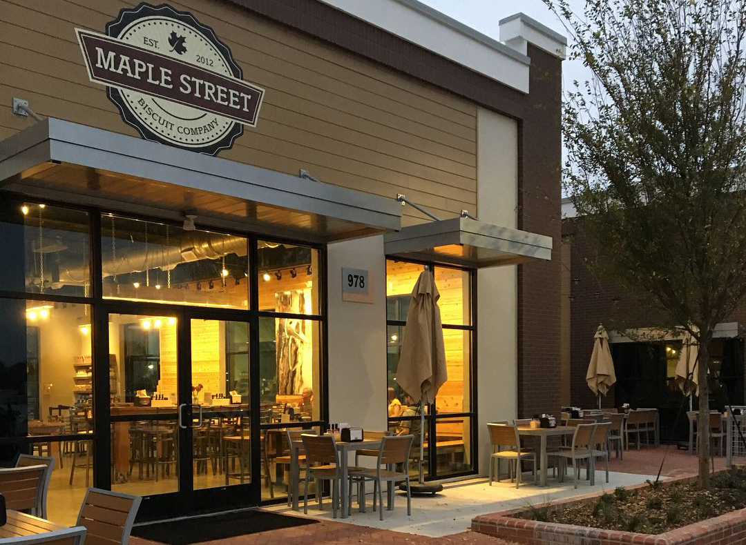 maple street biscuit company florida