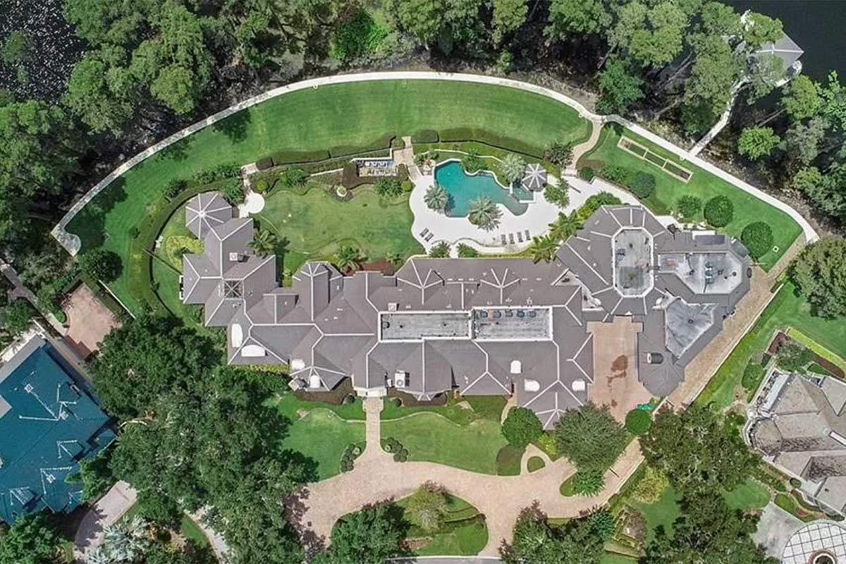 Florida S Mega Mansion Estate Homes Florida Smart