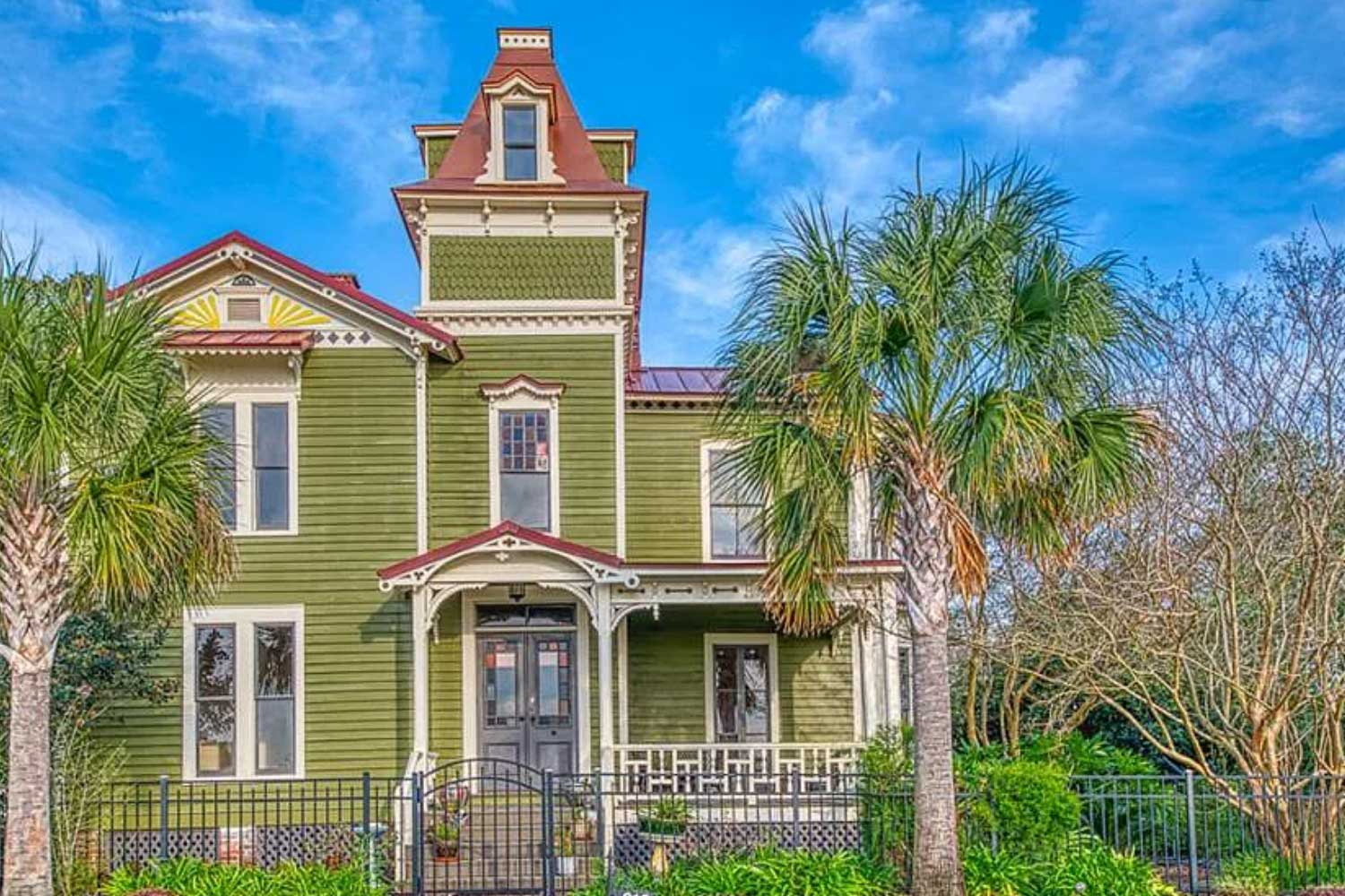 Historic Homes in Northeast Florida