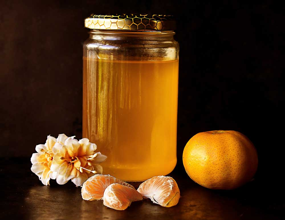 Orange Blossom Florida Honey