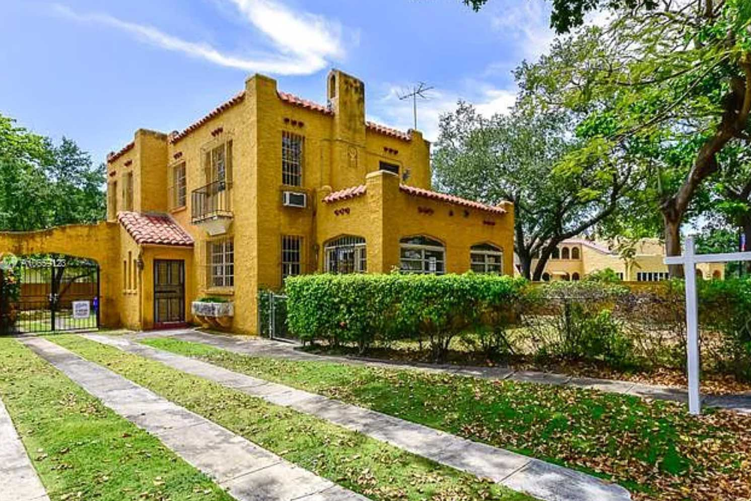 Cool 9 Beautiful Historical Houses For Sale In Southeast Florida Home Interior And Landscaping Ponolsignezvosmurscom