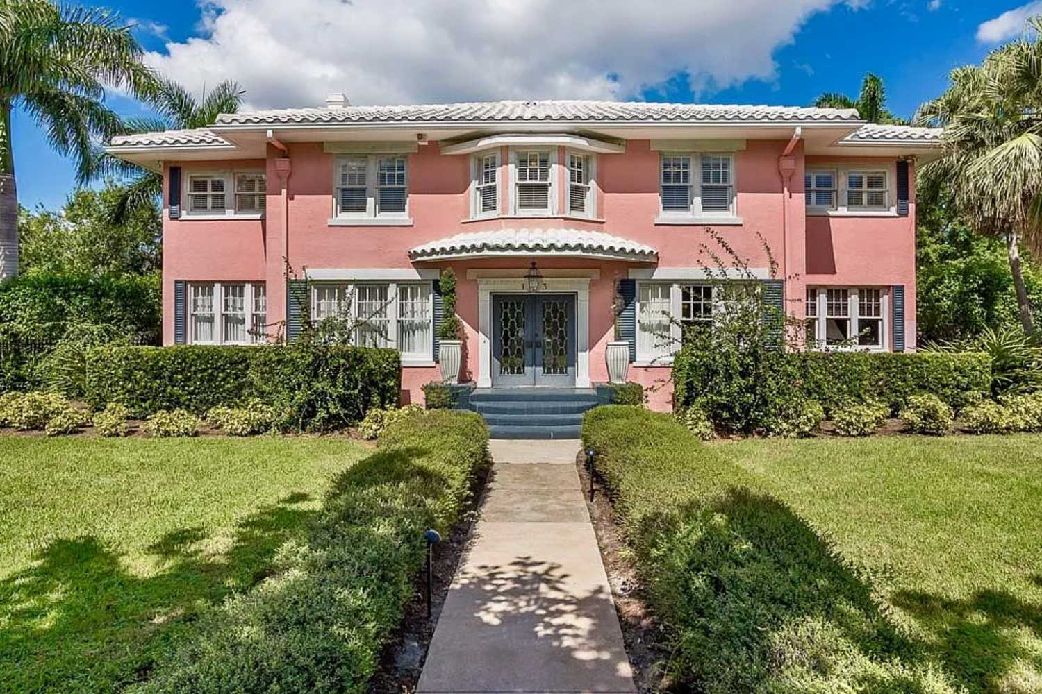10 Beautiful Historic Houses For Sale In Southwest Florida Right