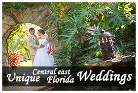 Unique Central Florida Weddings