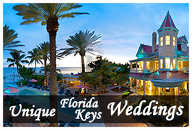 Unique Florida Keys Weddings
