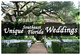 Unique Southeast Florida Weddings