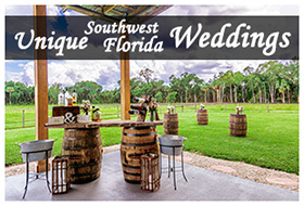 Unique Southwest Florida Weddings