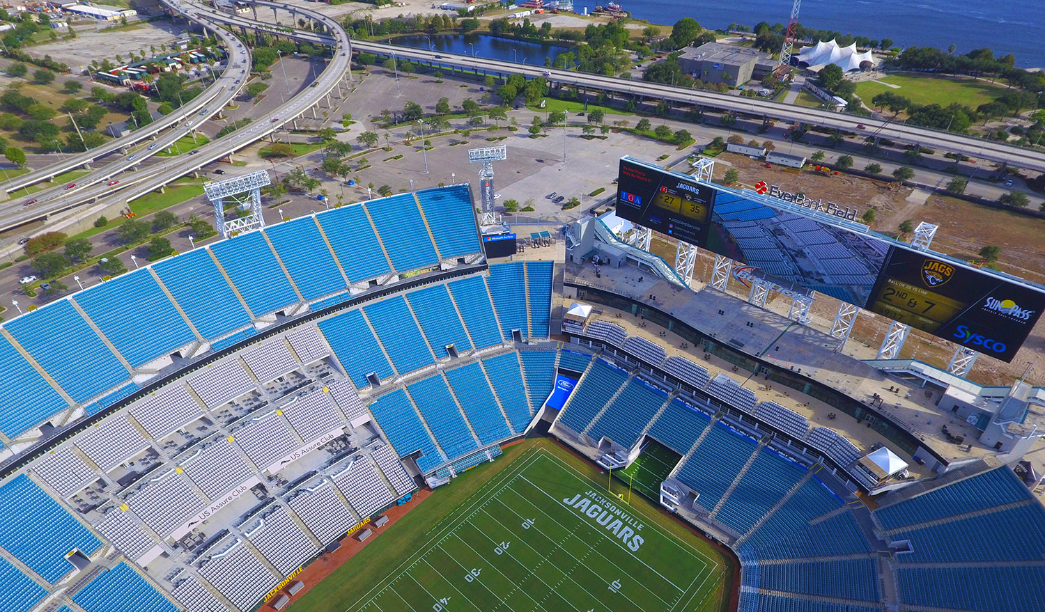 EverBank Field Jacksonville
