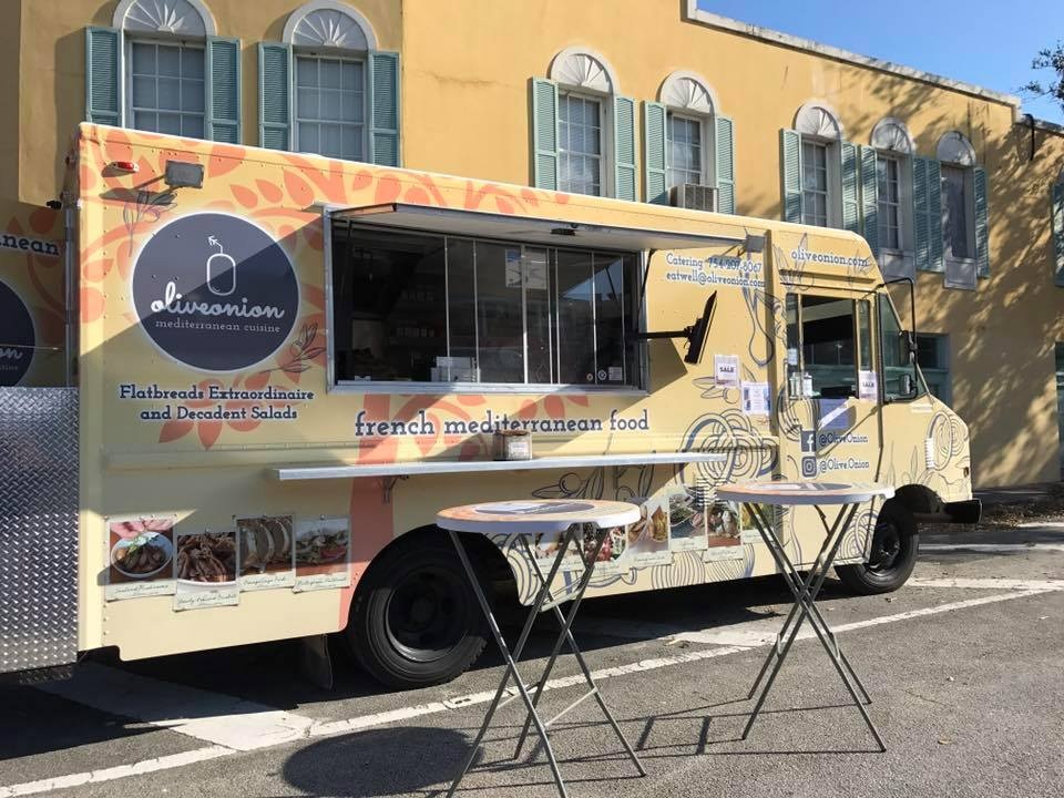OliveOnion food truck
