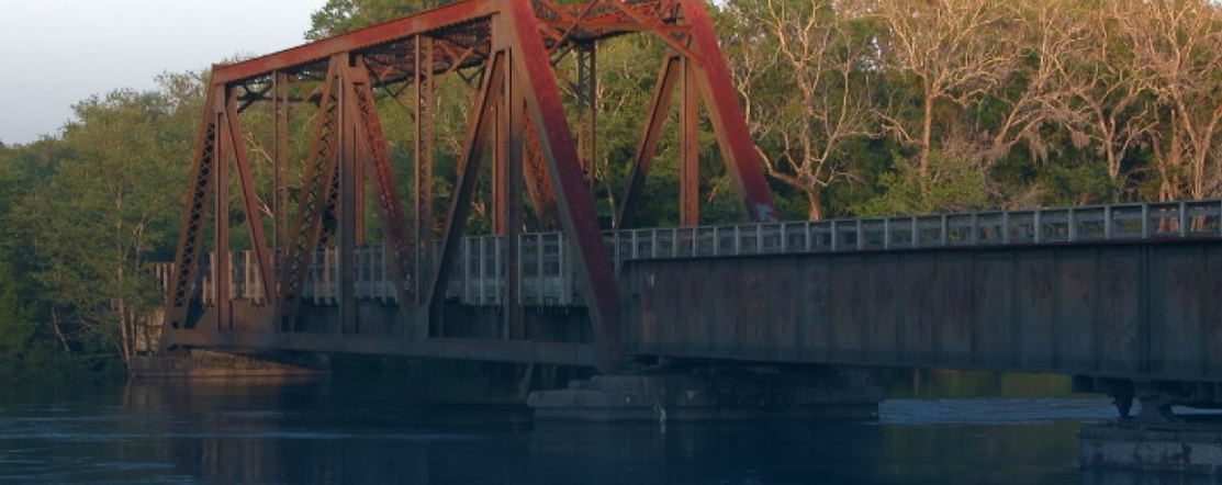 Suwannee River Trestle