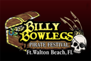 Billy Bowlegs Pirate Festival