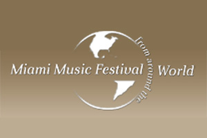 Miami Music Festival from Around the World