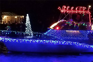 Apollo Beach Lighted Boat Parade