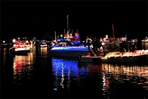 Cape Coral/Fort Myers Holiday Boat Parade