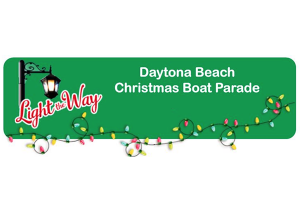 Halifax River Yacht Club Daytona Beach Christmas Boat Parade